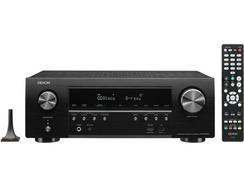 Recetor AV DENON AVR-S750H 7.2 Dolby Atmos DTS:X AirPlay HEOS Preto