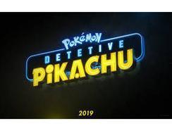 DVD Pokémon: Detetive Pikatchu (De: Rob Letterman – 2019) (capa provisória)