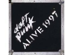 CD Daft Punk – Alive 1997