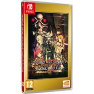 Jogo Nintendo Switch Sword Art Online: Fatal Bullet (Deluxe Edition – M12)