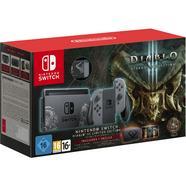 Pré-venda Consola Nintendo Switch HW Edição Limitada Diablo III (cartão descarga)