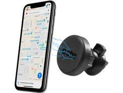 Suporte carro SBS magnético p/ Smartphone Preto
