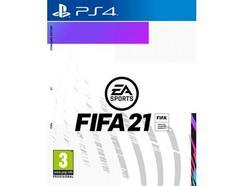 FIFA 21 (Desporto – M3) – Jogo PS4