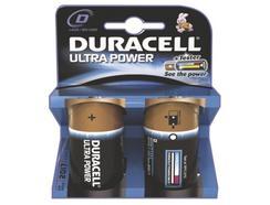 Pilhas Ultra DURACELL Lr20 Emb2
