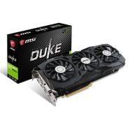 MSI GeForce GTX 1080 Ti DUKE 11GB OC