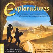 Jogo de Tabuleiro Exploradores