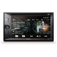 Sony XAV-W651BT Bluetooth Preto recetormultimédia para automóvel