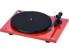 Gira-Discos PRO-JECT Essential 3 SB Vermelho