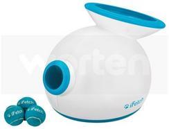 Lança Bolas IFETCH Azul e Branco (Plástico – Para: Cães)