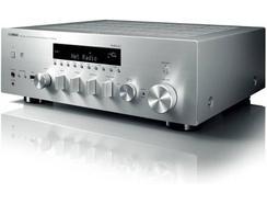 Recetor YAMAHA R-N803D Prateado