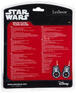 Walkie-Talkie LEXIBOOK STARWARS 3D