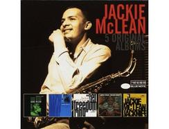 Box Set 5 CDs Jackie McLean – 5 Original Albums