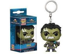 Porta-Chaves FUNKO Pocket Pop! Marvel: Thor Ragnarok: Hulk