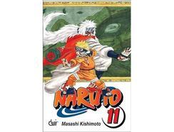 Manga Naruto 11: Candidato a Discípulo de Masashi Kishimoto