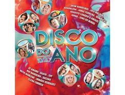 CD2 Vários – Disco Do Ano 19/20