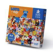 Puzzle Cães – 500 Peças