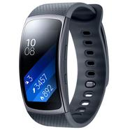 SmartBand Samsung Gear Fit2 L Preto (SM-R3600DAATPH)