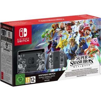 Consola Nintendo Switch Edição Super Smash Bros. Ultimate