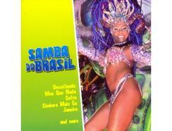 CD Vários – Samba Total