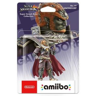 Amiibo Smash – Figura Ganondorf