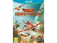 Jogo Nintendo WII U Planes Fire & Rescue