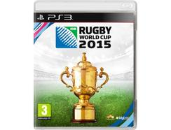 Jogo PS3 Rugby World Cup 2015