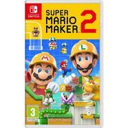 Jogo Nintendo Switch Super Mario Maker 2 (Plataformas – M3)