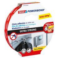 Fita adesiva Tesa Powerbond Ultra Forte – 5m x 19mm