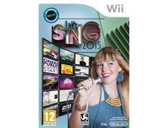 Jogo Nintendo Wii Let's Sing 2015