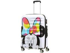 Mala de Viagem AMERICAN TOURISTER Disney Minnie Wavebreaker 67 cm