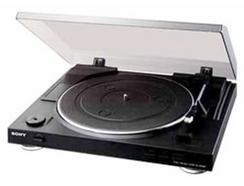 Gira-Discos SONY PSLX300