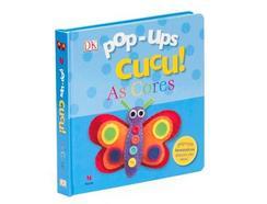 Livro Pop-Ups Cucu! – As Cores de vários autores