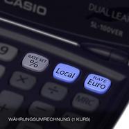 Calculadora Basica CASIO SL-100 CS1407