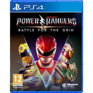 Power Rangers: Battle for the Grid Collector's Edition – PS4