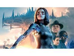DVD Alita: Anjo de Combate (De: Robert Rodriguez – 2019)