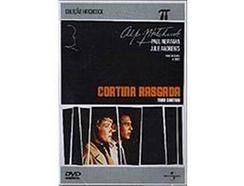 DVD A Cortina Rasgada