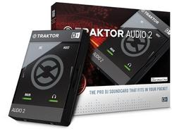 Interface NATIVE INSTRUMENTS Traktor AUD 2 MK2