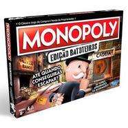 Monopoly Cheater: Edição Batoteiros Hasbro