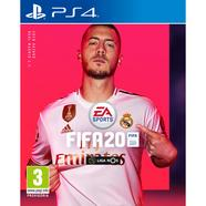 Jogo PS4 FIFA 20 (capa provisória)