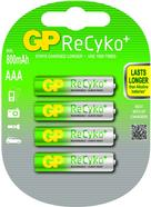 GP Batteries ReCyko+ AAA