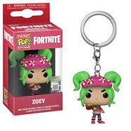 Porta-chaves FUNKO POP! : Keychain Fortnite S2 Zoey
