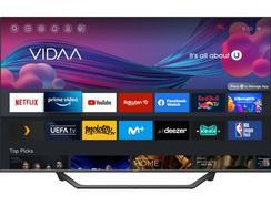 "TV HISENSE 50A72G (QLED – 50"" – 127 cm – 4K Ultra HD – Smart TV)"