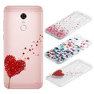 3 Capas para Xiaomi Redmi 5 Plus Amor