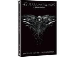 DVD Game of Thrones: Temporada 4 Pack 5 DVD's (De: D. Benioff e Weiss – 2015)