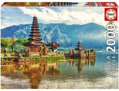 Puzzle 2D EDUCA Templo Ulun Danu, Bali, Indonésia