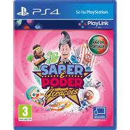 Jogo PS4 Saber é Poder Gerações (Playlink)