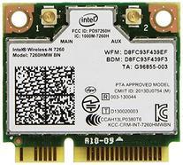 Placa Intel Dual Band Wireless-AC 7260 (7260HMW)