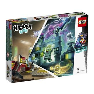 Lego Hidden Side: Laboratório de Fantasmas