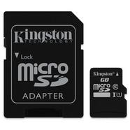 Kingston Canvas Select 80R UHS-I microSDXC 64GB CL10 + Adaptador SD