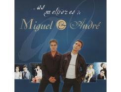 CD Miguel & André-As Melhores de Miguel & André